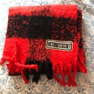 New pink Victoria secret scarf